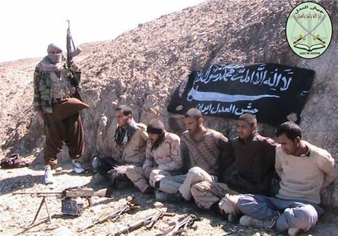 آزادی پنج سرباز گروگان ایرانی
